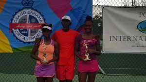 Grand Bahama Jr Tennis Tournament   4  2015