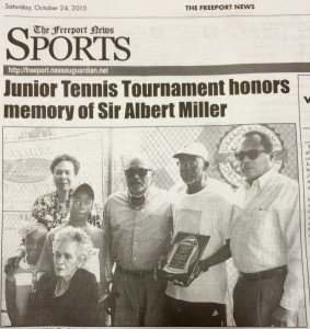 Honors Sir A Miller