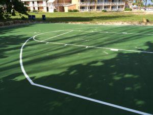 Basketball court April 2016 003
