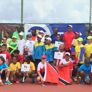 Team Bahamas In Curacao